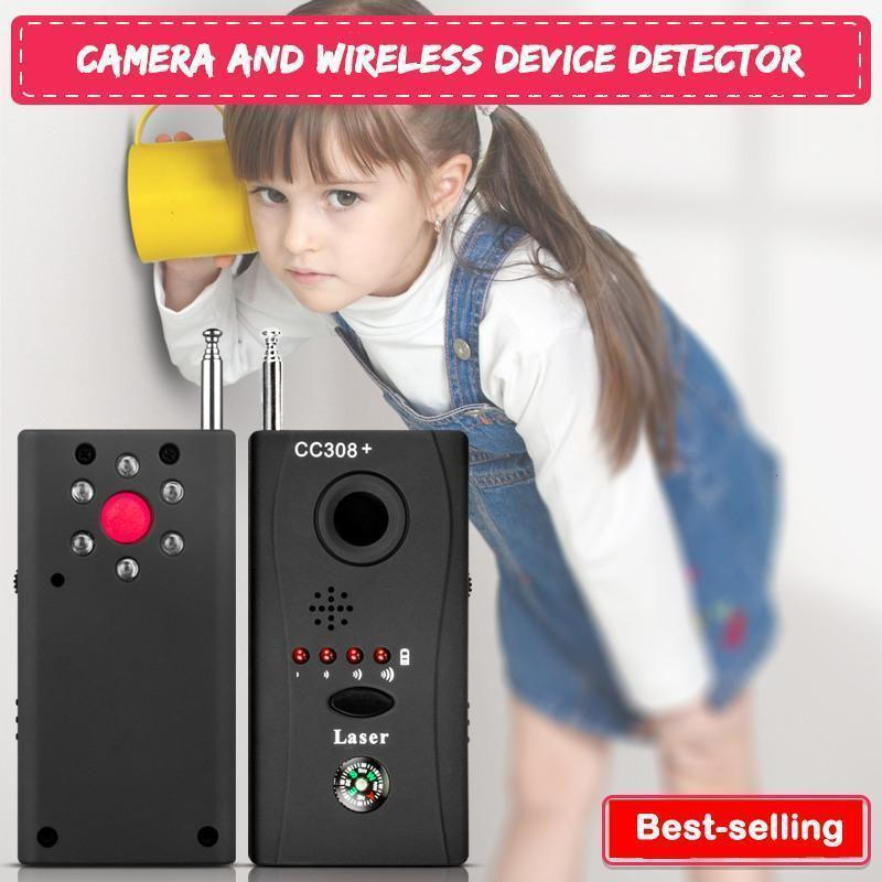 Camera And Wireless Device Detector