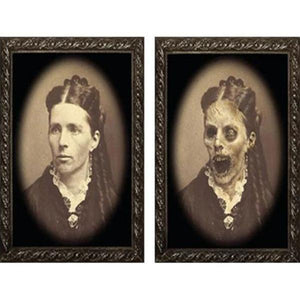 Changeable Horror Portrait