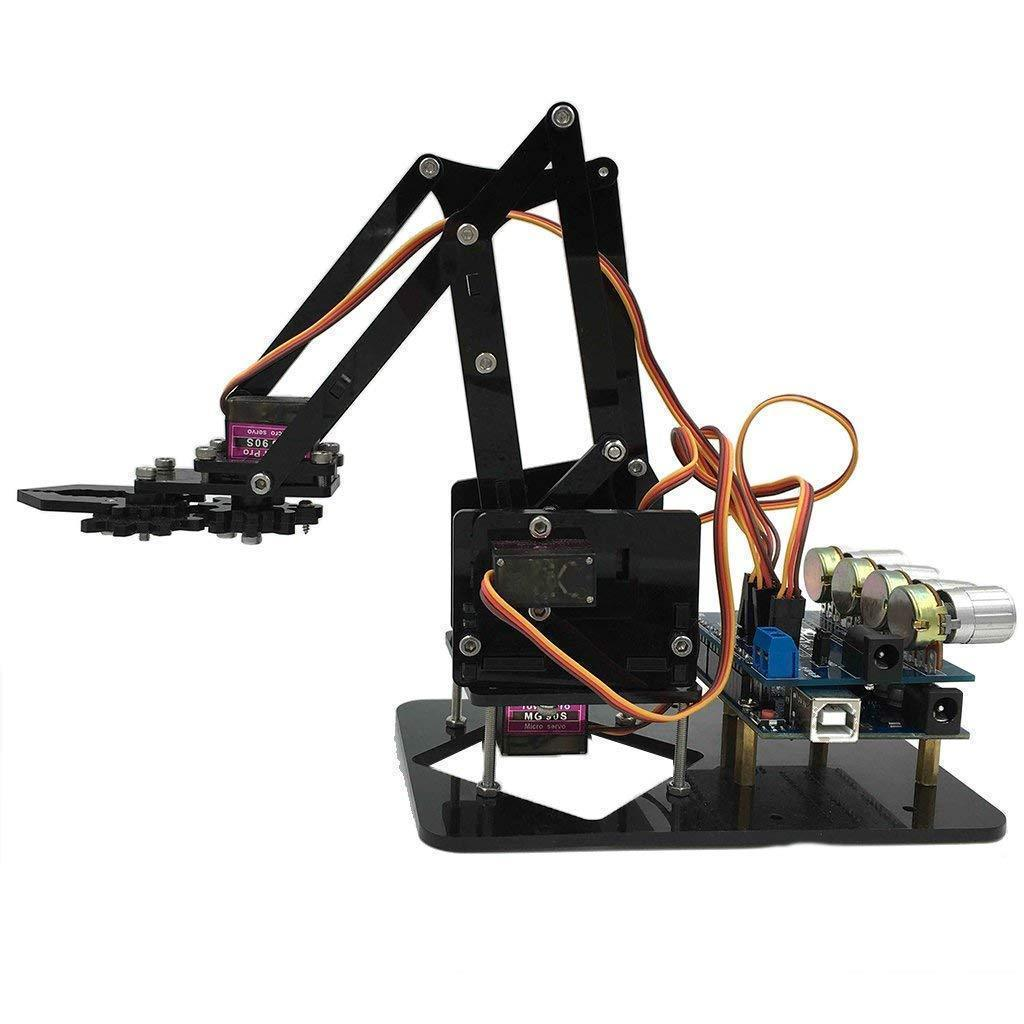Creative Products - DIY Robot Arm Kit Educational Robotic Claw Set