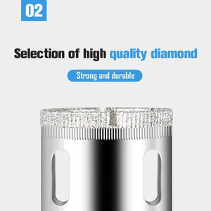 Diamond Drill Hole Bit (16 PCS )