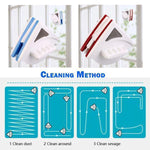 Double Sided Magnetic Window Cleaner
