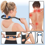 Dual Trigger Point Massage Roller