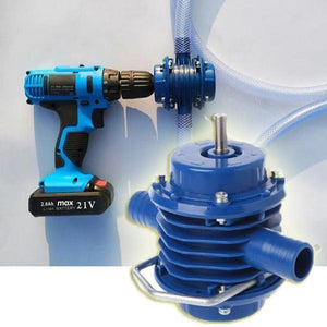 Electric Drill Water Pump