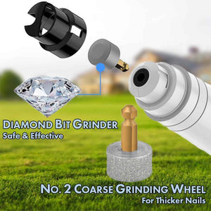 Electronic Pet-Friendly Nail Grinder