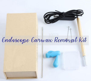 Endoscope Ear Wax Removal Kit