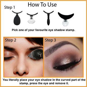 Eye Shadow Stamp Crease