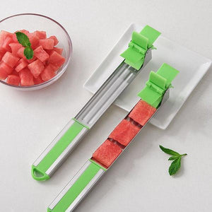 Fancy Watermelon Cube Cutter