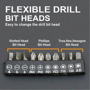 Flexible Drill Extension