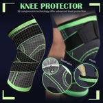 Gadget - 3D Compression Knee Sleeve