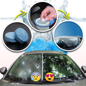 Gadget - Car Windshield Washer Tablet (10 Pcs)