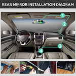 Gadget - Dash/Rear Cam Smart Mirror