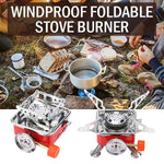 Gadget - Mini Foldable Stove Burner