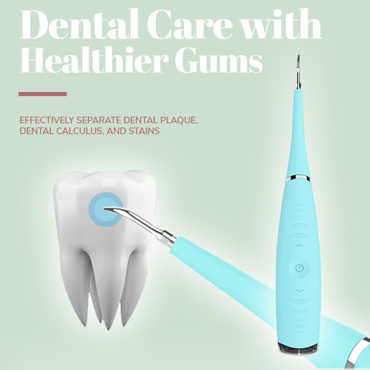 Gadget - Ultrasonic Tooth Cleaner