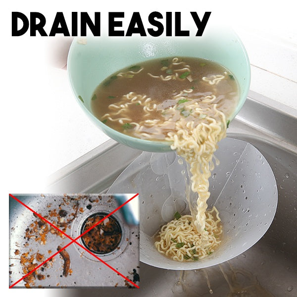 Home - Foldable Drain Sink Filter