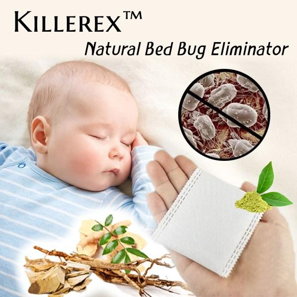 Best Killerex Natural Bed Bug Eliminator only $16.99 now – DEALIQLO STORE