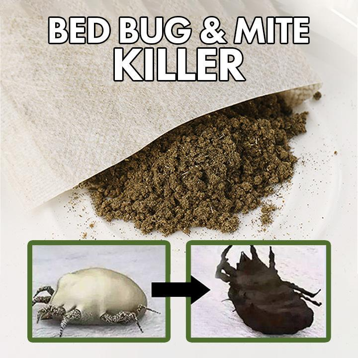 Home - Killerex™ Natural Bed Bug Eliminator (10Pcs/Packs)
