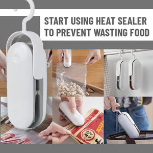 Home - Mini Portable Sealer
