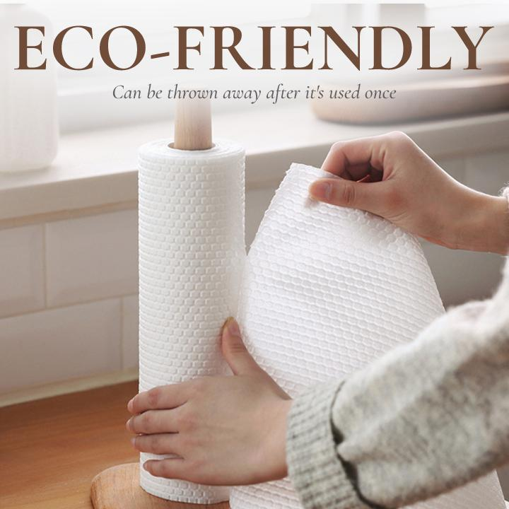 Home - Reusable Cleaning Paper Towel