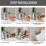 Home - Sink Hose Sprayer