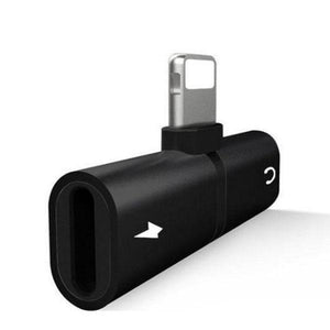 IPhone Dual Lightning Port Adapter (BUY 1 FREE 1)