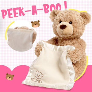 Kid - Peek-A-Boo Teddy Bear