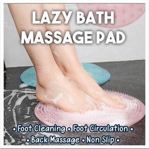 Lazy Bath Massage Pad