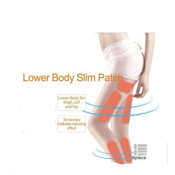 Lower Body Fat Burn Slim Patch
