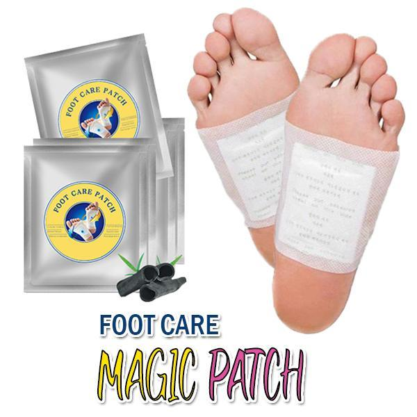 Magical Foot Care Patch