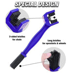 Man - Chain Cleaner Brush