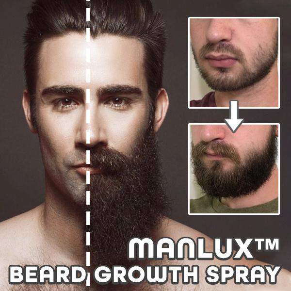 Manlux™ Beard Growth Spray