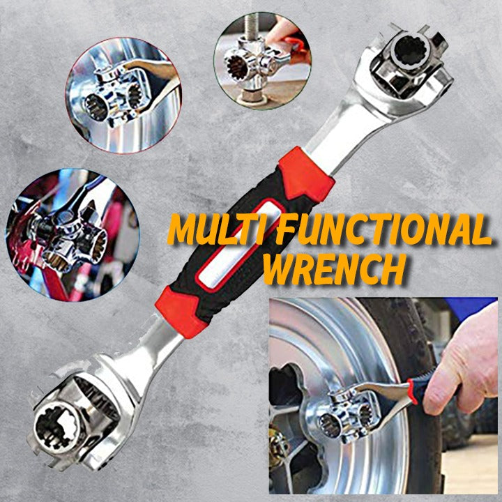 Men - Multi Functional Wrench
