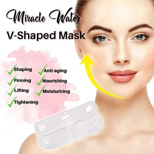 Miracle Water V-line Mask (2 Pcs)