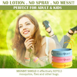 Mosbit Shield Mosquito Repellent Wristband