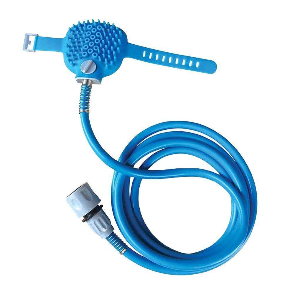 Pet Shower Massager Brush