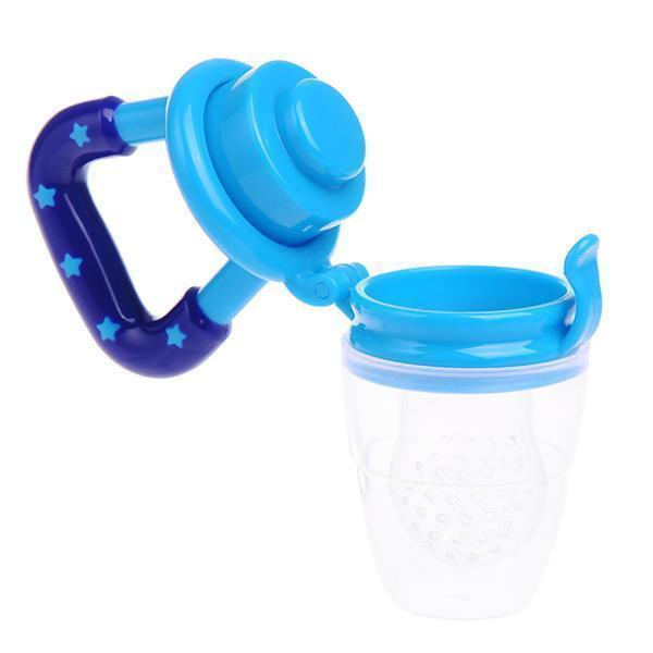 Portable Infant Food Baby Nipple Feeder