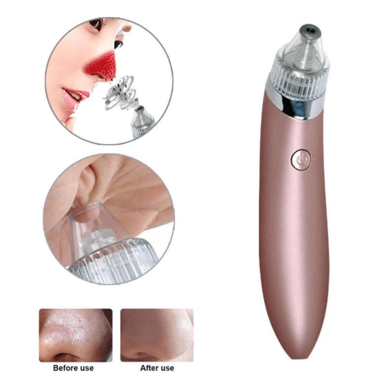 Professional Electric Blackhead Vacuum