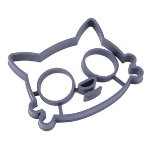 Silicone Cat Egg Fry Shaper