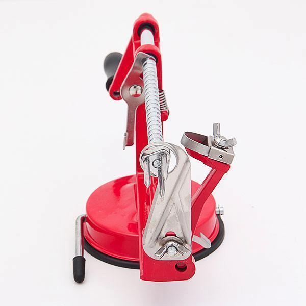 Stainless Steel 3 In 1 Fruit Peeler Slicing Machine