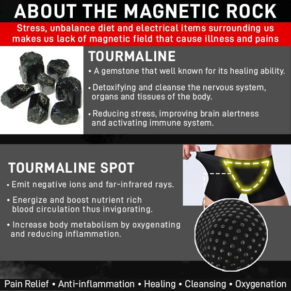 UK Vince Lift™ Magnetic Therapy Pants
