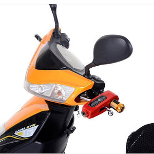 Universal Motorcycle Safety Lock