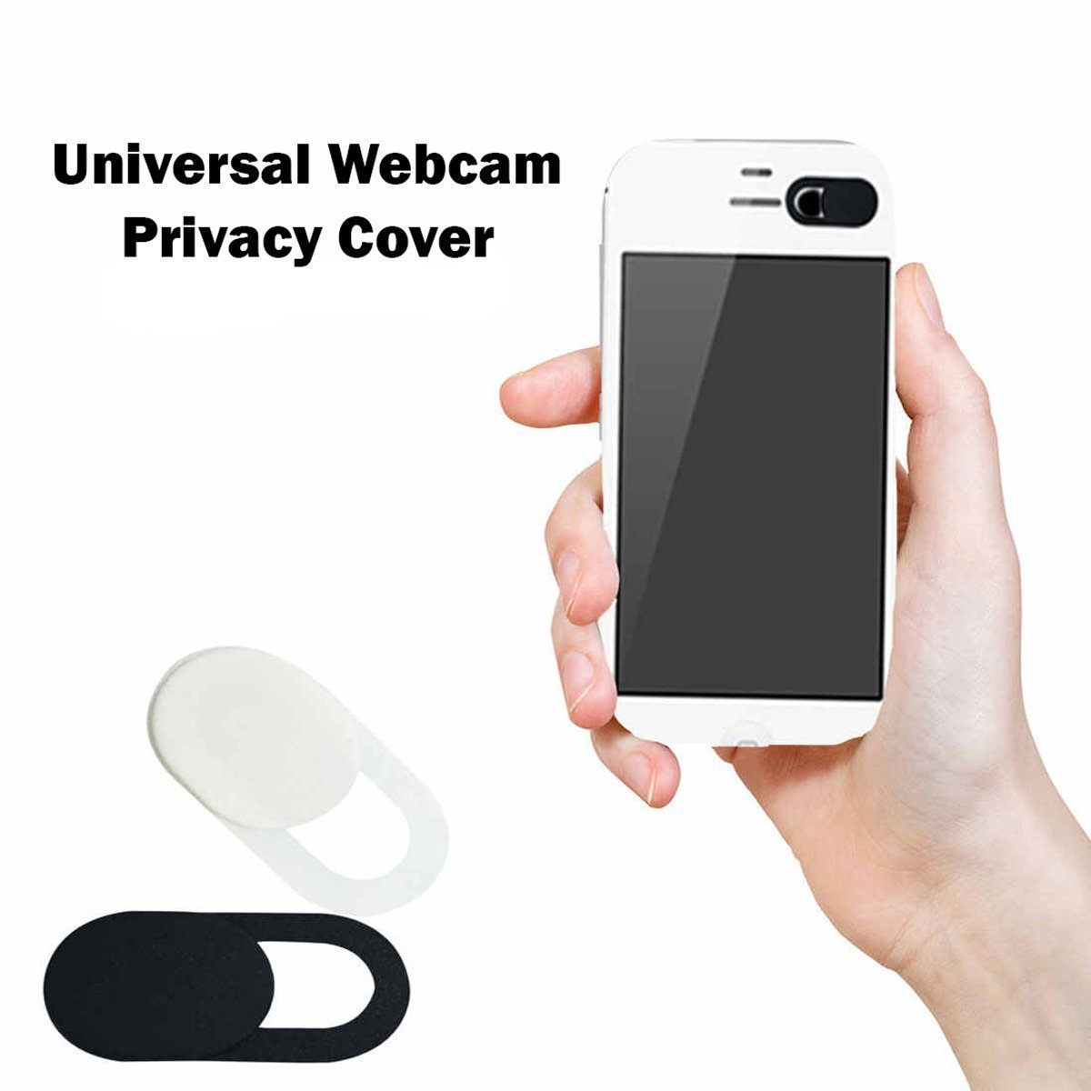Universal Webcam Privacy Cover (3 PCS)