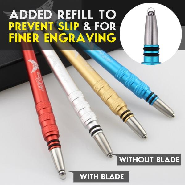 Upgraded Hair Engraving Pen