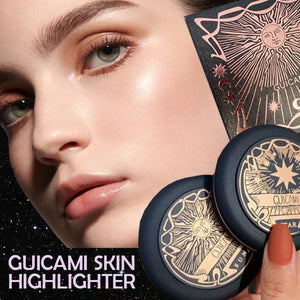 Woman - GUICAMI Skin Highlighter (unique Packaging)