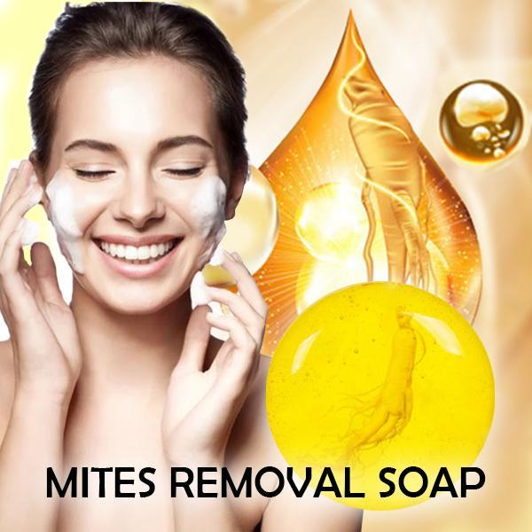 Woman - Mites Removal Soap