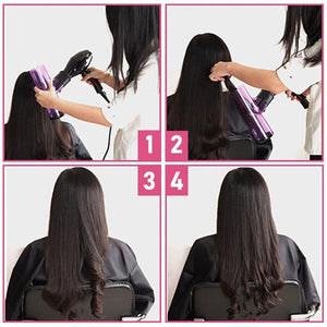 Woman - Wind Spin Hair Curl Diffuser