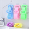 Silicone Brushes Bath Towels Rubbing Back Peeling & ASH Body Brush Massage Shower Silicone bath towel Scrubber Skin Cleaning - Coeexus