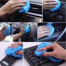 60ml Super Auto Car Cleaning Pad Glue Powder Cleaner Magic Cleaner Dust Remover Gel - Coeexus