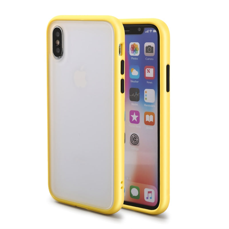 Anti-knock Armor Case For iPhone 11 Pro Max X XS Max XR Transparent Case Back Cover For iPhone 6 6s 7 8Plus Luxury Silicone Case - Coeexus
