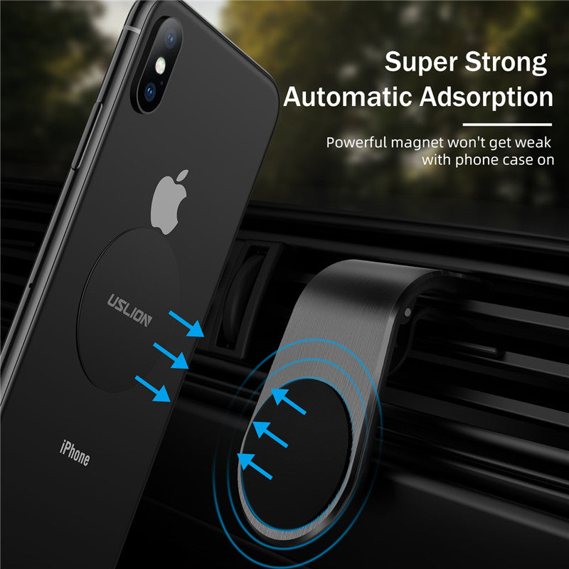 Metal Plate Disk For Magnet Car Phone Holder Iron Sheet Sticker For Magnetic Mobile Stand Mount Automobile Adsorption New - Coeexus