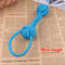 Pet Dog Toys Silicon Suction Cup Tug dog toy Dogs Push Ball Toy Pet Tooth Cleaning Dog Toothbrush for Puppy large Dog Biting Toy - Coeexus